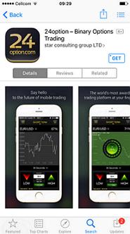 app de 24option