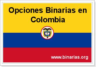 opciones binarias en colombia