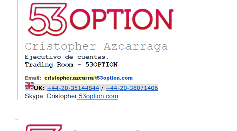 53 Options documento Cristopher Azcarraga.
